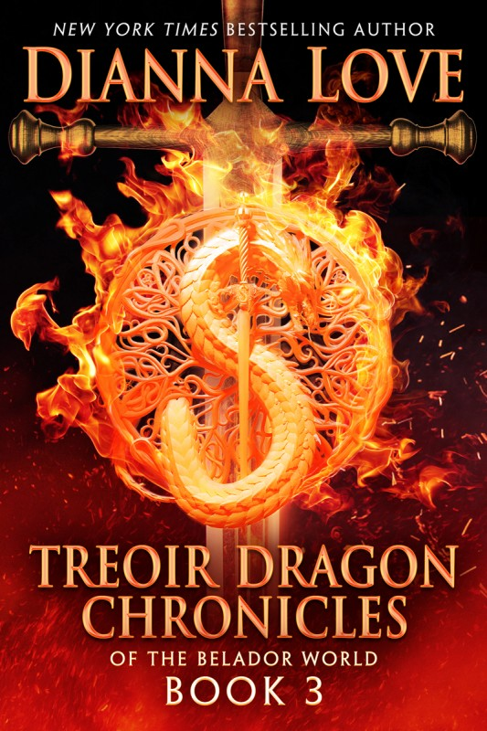 Treoir Dragon Chronicles: Book 3