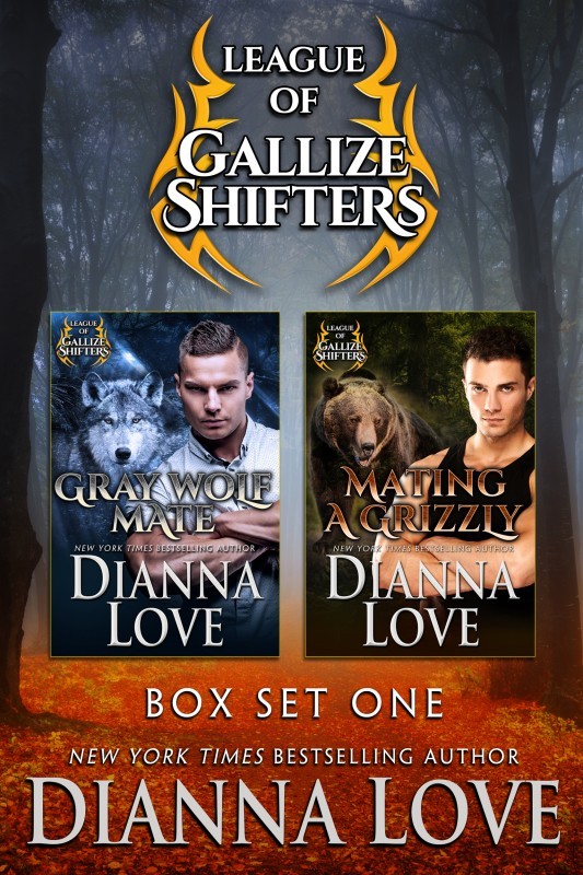 League of Gallize Shifters box set