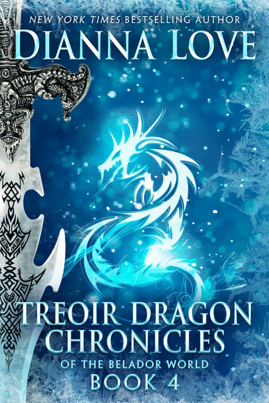 Treoir Dragon Chronicles: Book 4