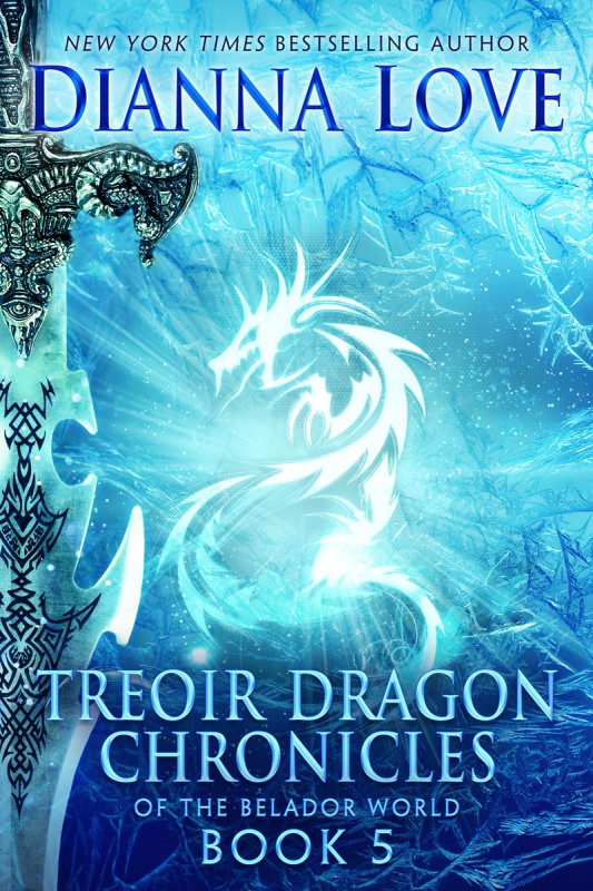 Treoir Dragon Chronicles Book 5