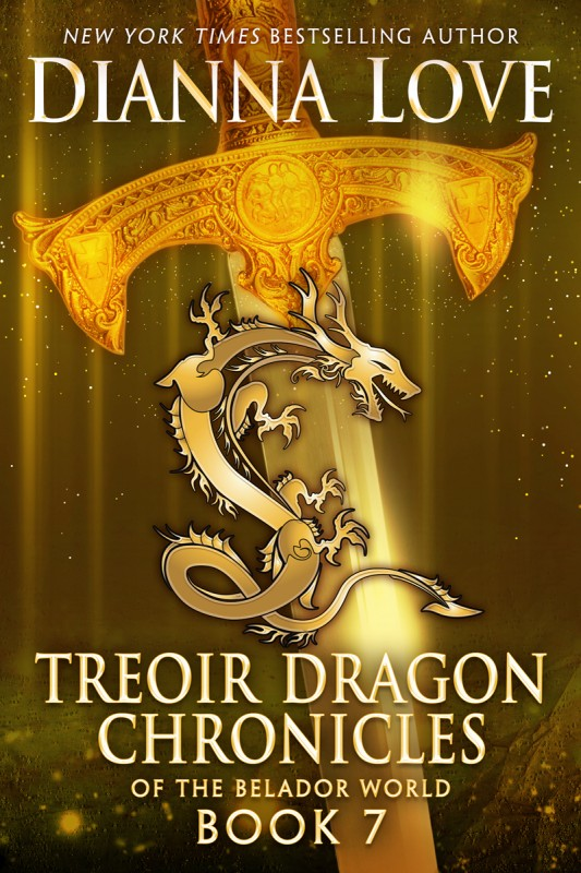 Treoir Dragon Chronicles Book 7