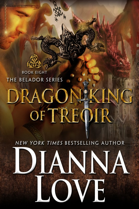 Dragon King Of Treoir