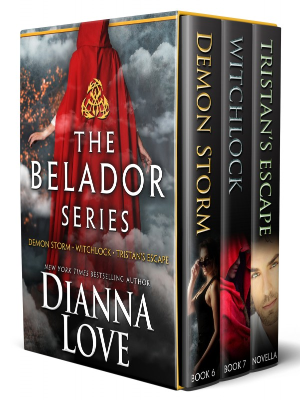 Belador Box Set: Books 5, 6, and 6.5