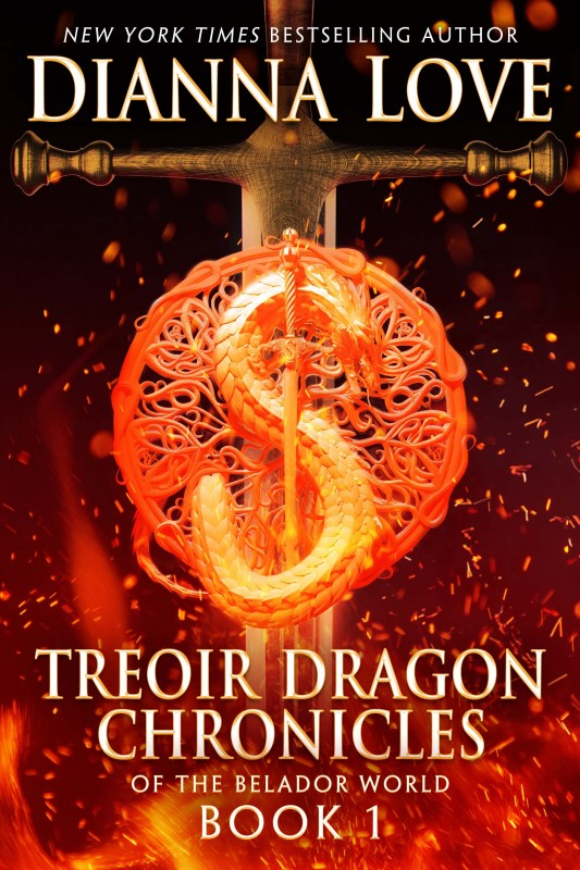 Treoir Dragon Chronicles: Book 1