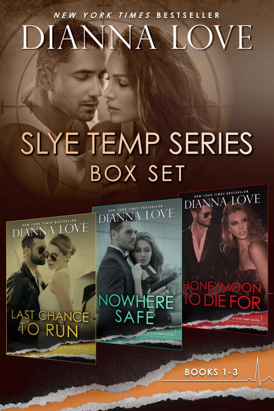 Slye Temp 3 Book Box Set