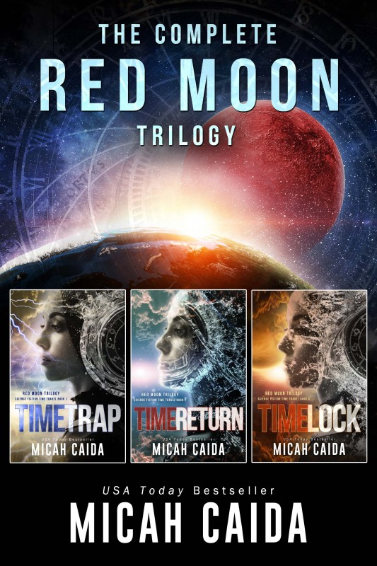 Red Moon Trilogy Box Set