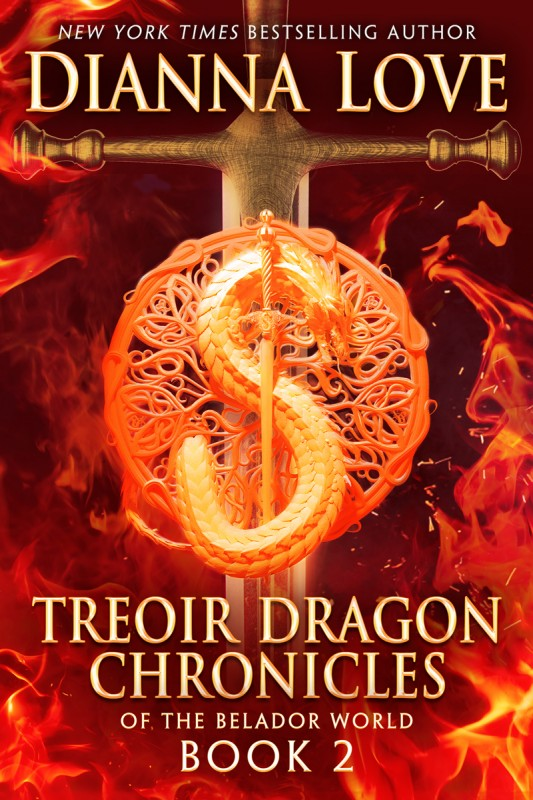 Treoir Dragon Chronicles: Book 2